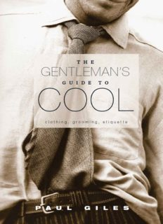 The Gentleman's Guide to Cool