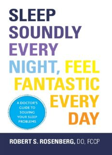 's Guide to Solving Your Sleep