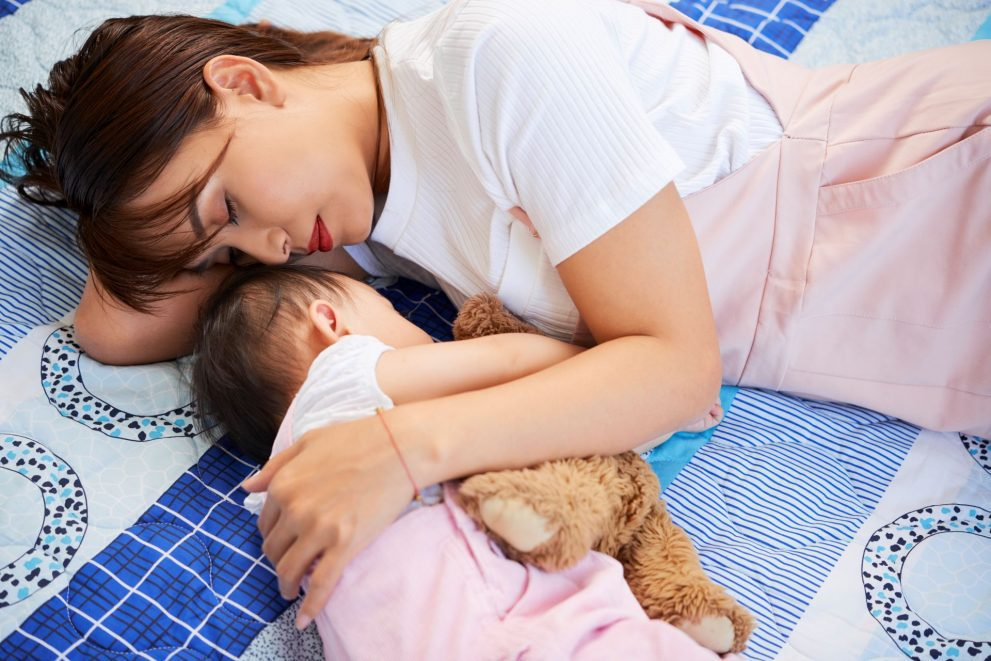 Do New Mothers Age Faster If They Don't Get Enough Sleep?