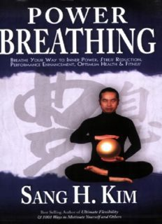 Power Breathing Breathe Your Way to Inner Power