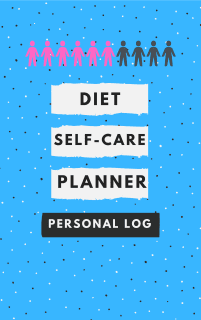 Daily diet and life planner