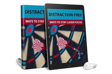 Distraction Free Ways To Stay Laser Focused