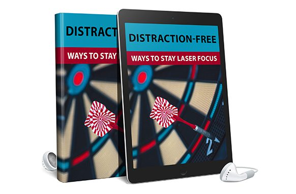 Distraction-Free-Ways-To-Stay-Laser-Focus-AudioBook-and-Ebook