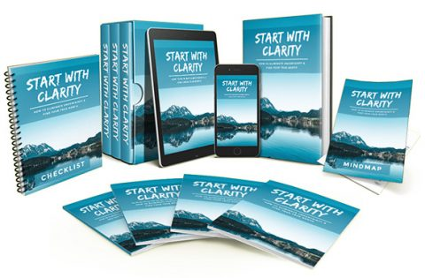 Start With Clarity: Videos & Audio Book