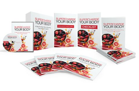Supercharge Your Body Video & Audiobook Course